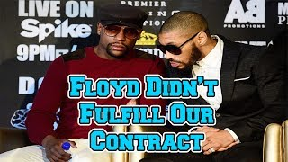 Boxers Leaving Floyd Mayweather Promotions - Money Issues, Unfulfilled Contracts, and More