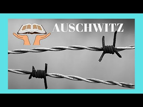 AUSCHWITZ II, the German Nazi extermination camp (Poland), a complete tour