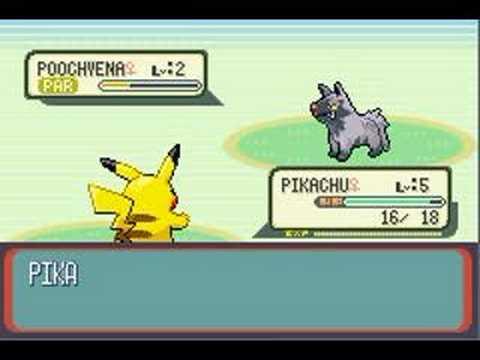 Pokemon: Different Three Starters Part 7