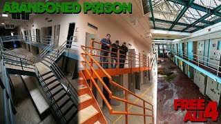Exploring an Abandoned Illinois Prison