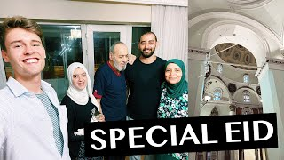 Special EID celebrations with a family in TURKEY 🇹🇷