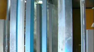 Inova Cantilevered Sliding Gates By Rogers Fencing Ltd ;  Manufacture And Testing , Inova Security Gates And Electric Gates Uk ; Compliant To British Standards Bs En 12453 2001