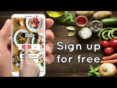 MPU 3412 ICT 2018 Healthy food delivery