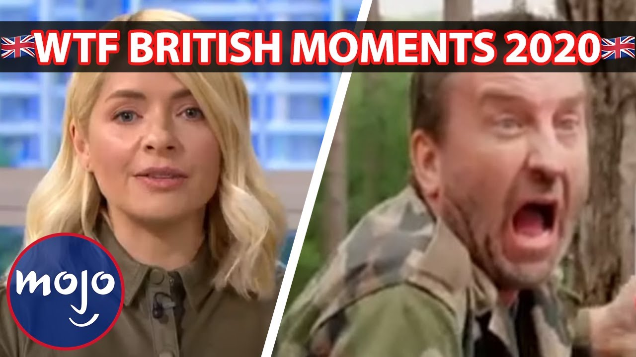 10 Most WTF Movie Moments of 2020