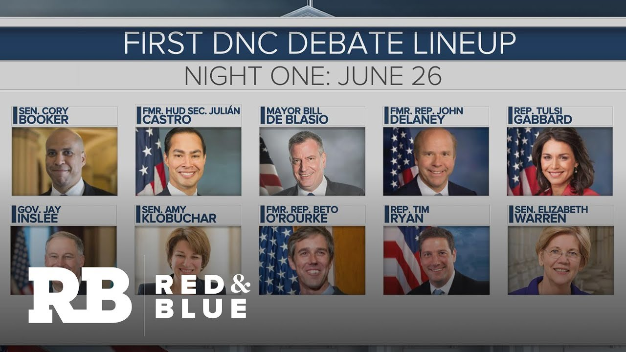 How 2020 Democrats are preparing for the first debate