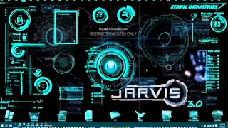 J.A.R.V.I.S. 3.0 on my Windows 10