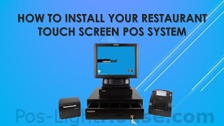 How to install your restaurant touch screen pos system from: https://pos-lighthouse.com/ complete step by guide. driver download links included. restaur...