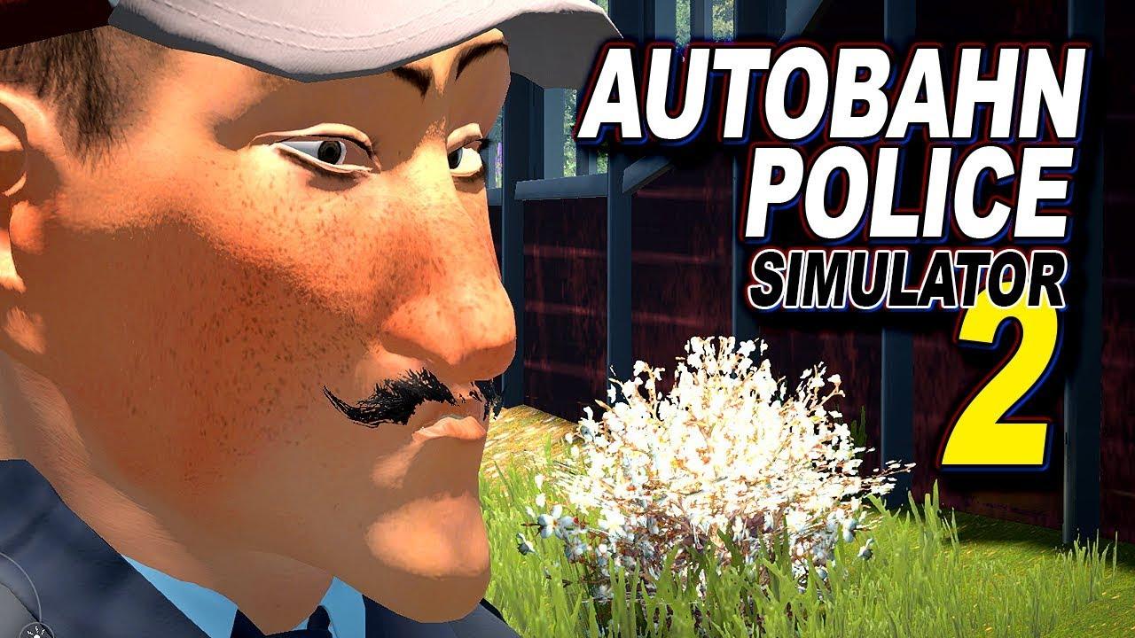 AUTOBAHN POLICE SIMULATOR 2 💩 001: Menschenschieber Simulator - YouTube