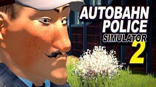 AUTOBAHN POLICE SIMULATOR 2 💩 001: Menschenschieber Simulator
