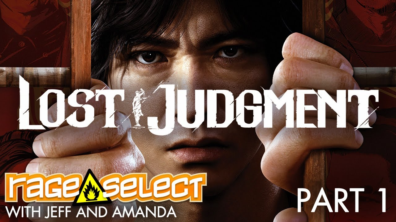 Lost Judgment (The Dojo) Let's Play - Part 1