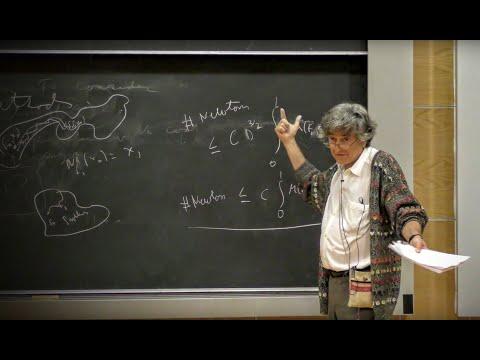 Eigenvalues and Eigenvectors: Numerics, Dynamics, Complexity (Mike Shub)
