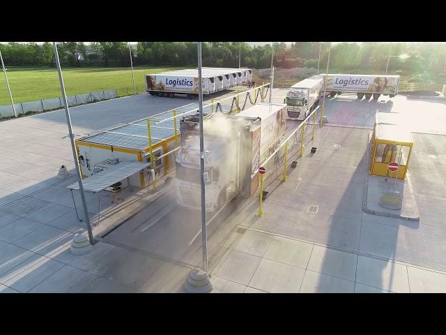 EIWO Truck Wash Coesfeld