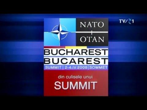 Documentar TVR: Din culisele summit-ului NATO din aprilie 2008 de la Bucureşti