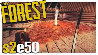 DEER RUG (Speed Build) | The Forest Gameplay S2E50 (Alpha v0.22)