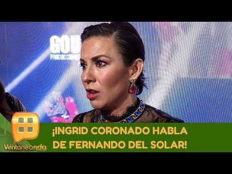 ¡Ingrid Coronado habla de Fernando del Solar! | Programa del 07 de febrero de 2020 | Ventaneando