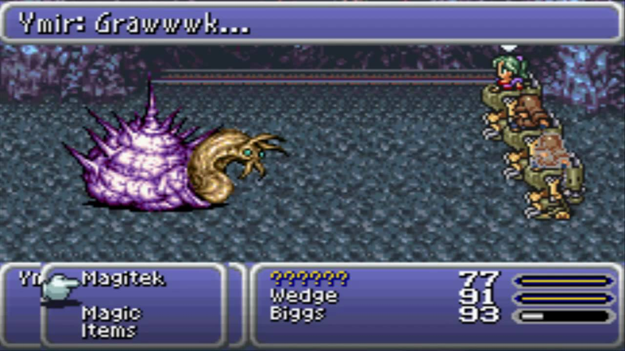 Final Fantasy 6 Rom final fantasy vi (gba) walkthrough (intro 1 in hd)