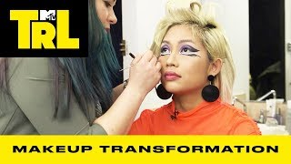 This Detailed Makeup Transformation Is A True Work Of Art   TRL