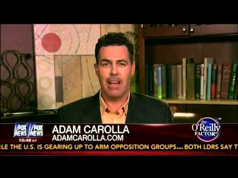 Adam Carolla on IRS Attorney Donations   Obama Africa Trip   Bill O'Reilly   6 17 13