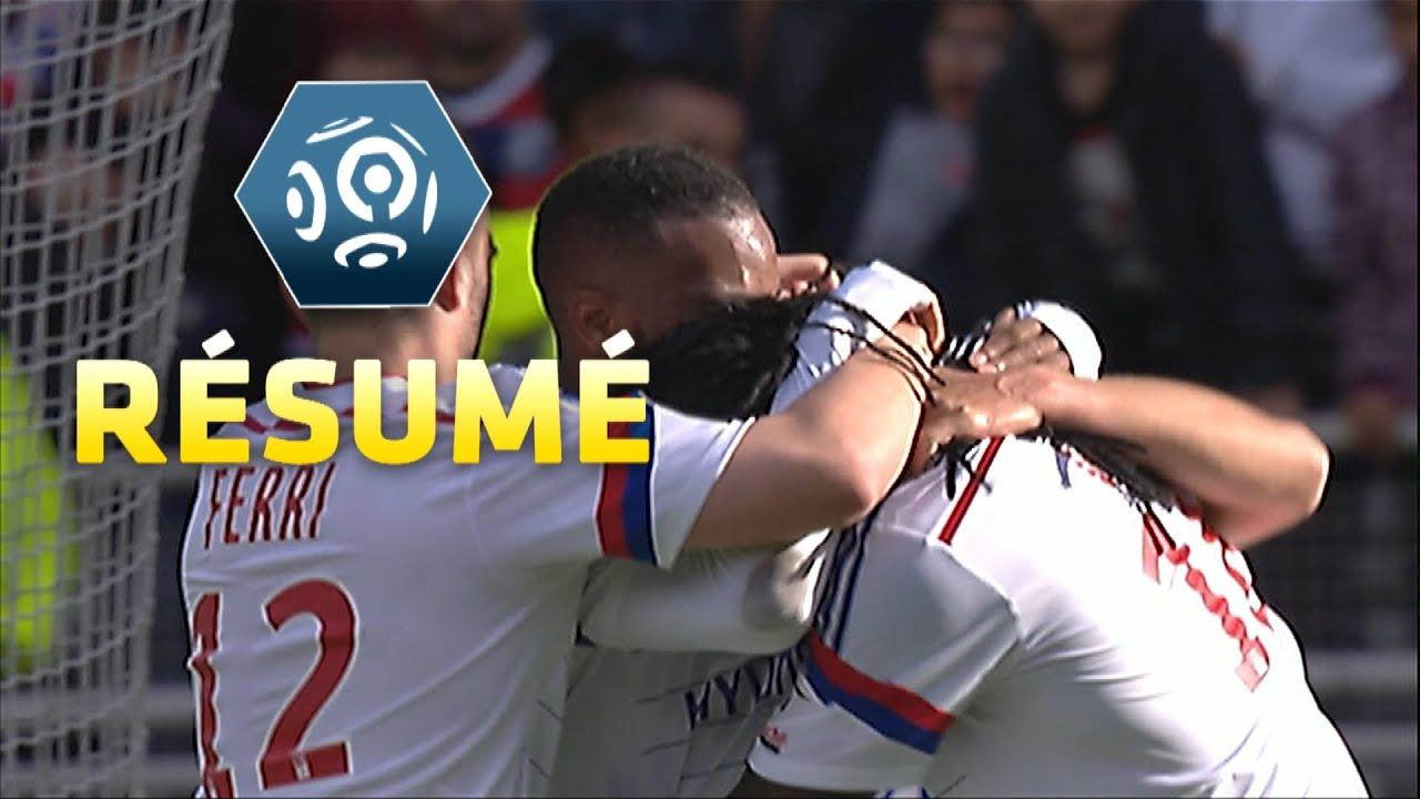 ligue 1 - r u00e9sum u00e9 de la 35 u00e8me journ u00e9e - 2013  2014