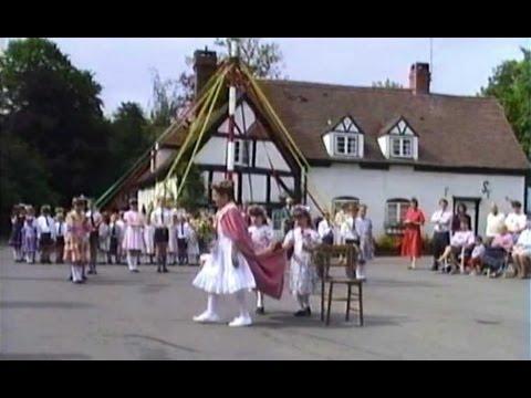 Elmley Castle, Oak Apple Day 1991