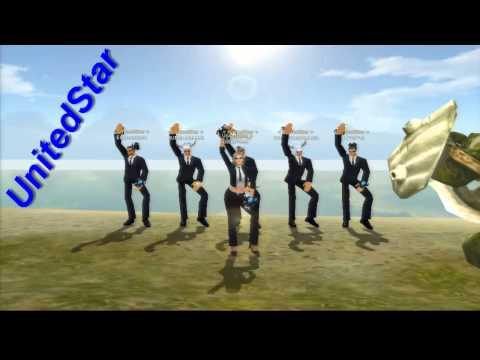 Xtream cabal Cover dance ผมรักเมืองไทย By Unitedstar