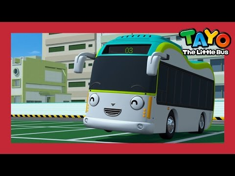 Peanut l Tayo Season 4 Trailer l New Friend #3 l Tayo the Little Bus