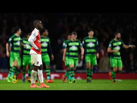 It's Gone, The Title Is Gone!! | Arsenal 1 Swansea City 2 | Match Review