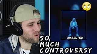 Rapper Reacts to Eminem - Darkness!! | HE CROSSED THE LINE?! (FULL BREAKDOWN)