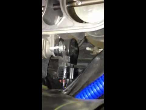 2007 Fz 1 Throttle Position Sensor Adjustment Youtube