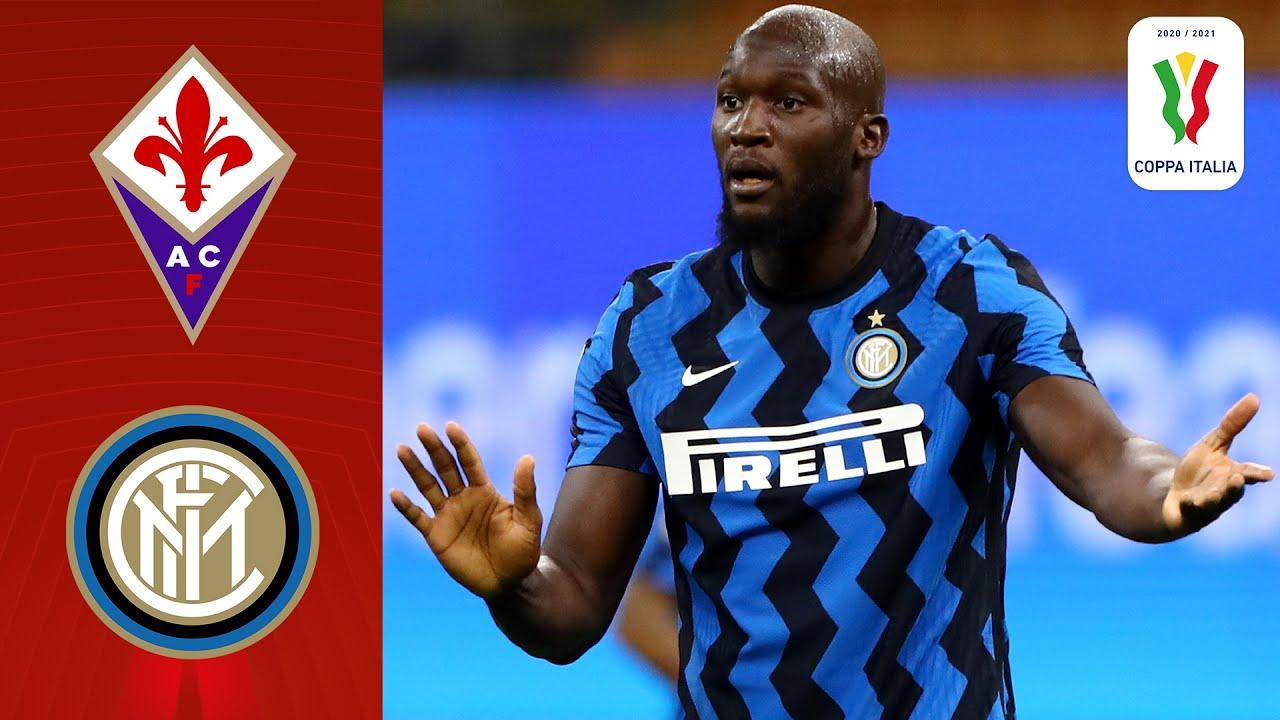 🔴 Fiorentina v Inter | Full Match LIVE | Coppa Italia 2020/2021 | Serie A TIM