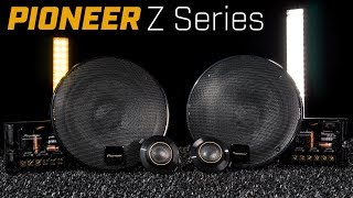 pioneer TS-Z65CH Z-Series Component Speakers - Top of Line