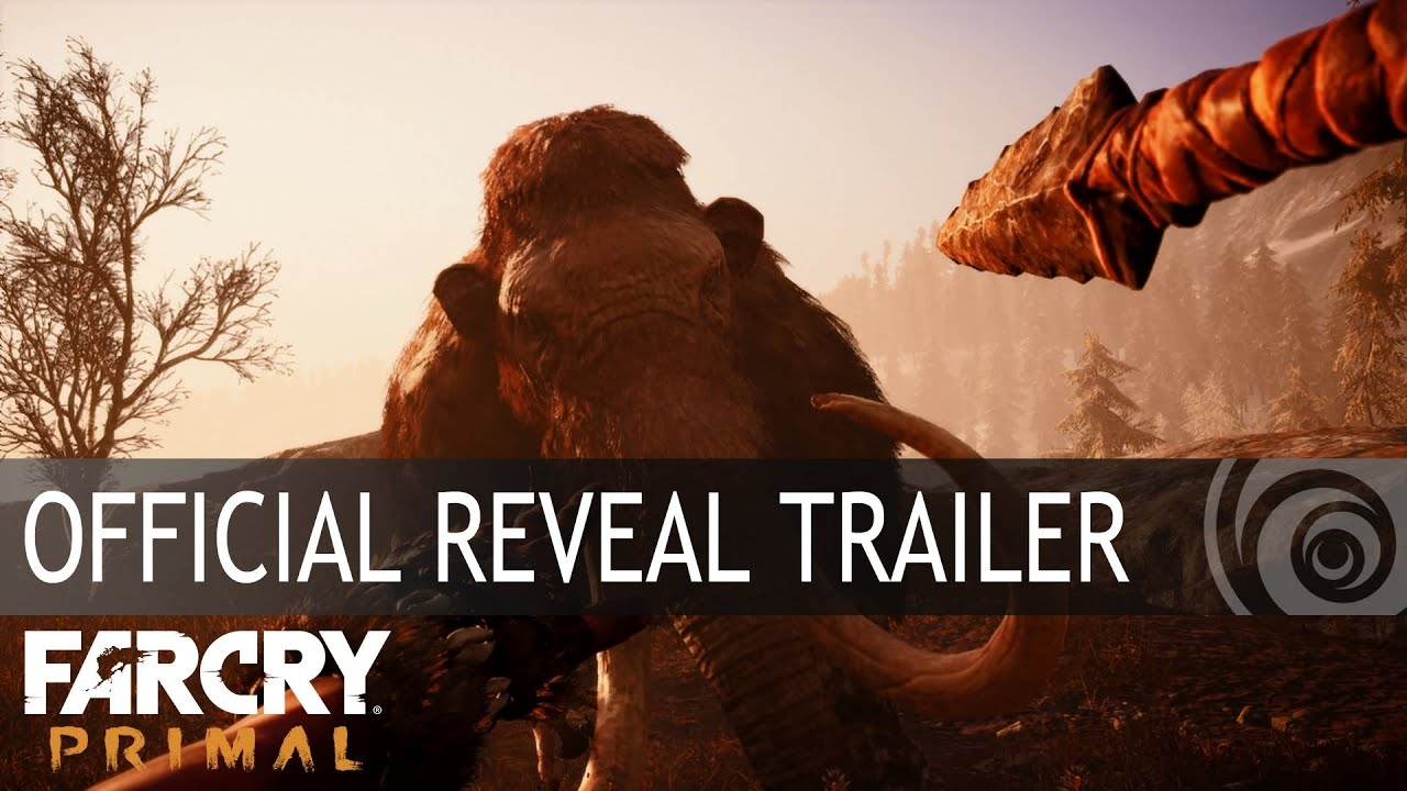 Far Cry Primal《極地戰嚎:野蠻紀源》揭露預告片 / Reveal Trailer [中文字幕] - Ubisoft SEA - YouTube