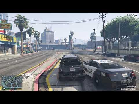 Grand Theft Auto V - Час хаоса thumbnail