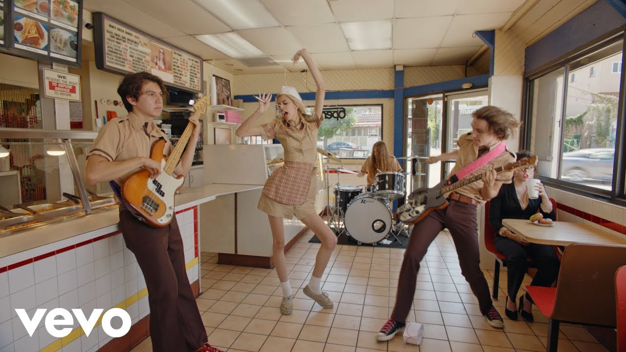 Starcrawler are the antagonistic new glam stars aiming to go