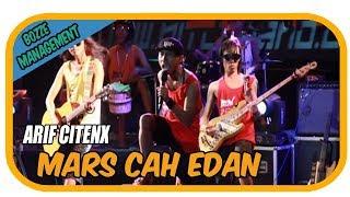 Download Arif Citenx - Mars Cah Edan [Official Music Karaoke Video] Live Bali