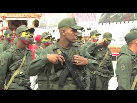 Venezuela Loading up