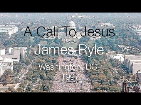 "James Ryle  - ""A Call To Jesus""  Washington DC 1997"