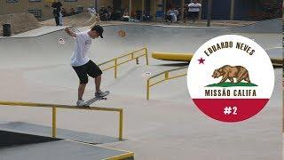 Woodward maior pista de skate no meio do nada - Missão Cali #2