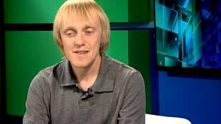 """Телекомпания """"Енисей"""": Интервью. Аркадий Цареградцев"""