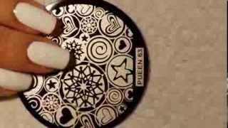 2014 Pueen Cosmetics Buffet Stamping Plate Review