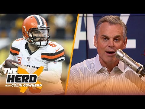 Blazin' 5: Colin's picks for 2019-20 NFL Week 14 | NFL | THE HERD