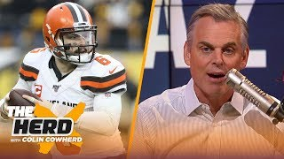 Download Blazin' 5: Colin's picks for 2019-20 NFL Week 14 | NFL | THE HERD Mp3 and Videos