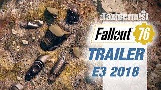 Fallout 76 | Trailer E3 2018 (Conferencia Microsoft)