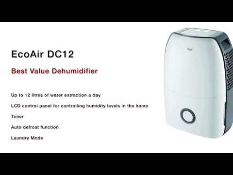 Buyers Guide Best Dehumidifier in the UK Right NOW!