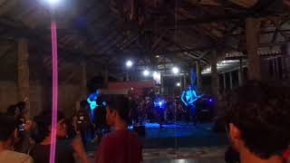 PARANOID Band Kisaran - Recreant covered by Chelsea Grin Live at Batubara