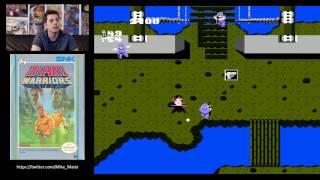 Ikari Warriors (NES) Live Stream - Glitched ending!
