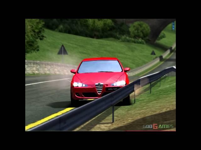 SCAR: Squadra Corse Alfa Romeo - Gameplay Xbox HD 720P