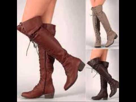 f541e2ecf25 Breckelles Women s Alabama 12 Knee High Riding Boots - YouTube