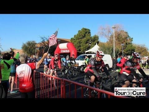 Phoenix Hosts Largest Tour De Cure | American Diabetes Association | Part 3 Of 3