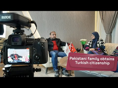مشتری پاکستانی تابعیت ترکیه را از طریق شرکت امتلاک به دست آورد